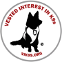 Vested Interest in K9s Logo