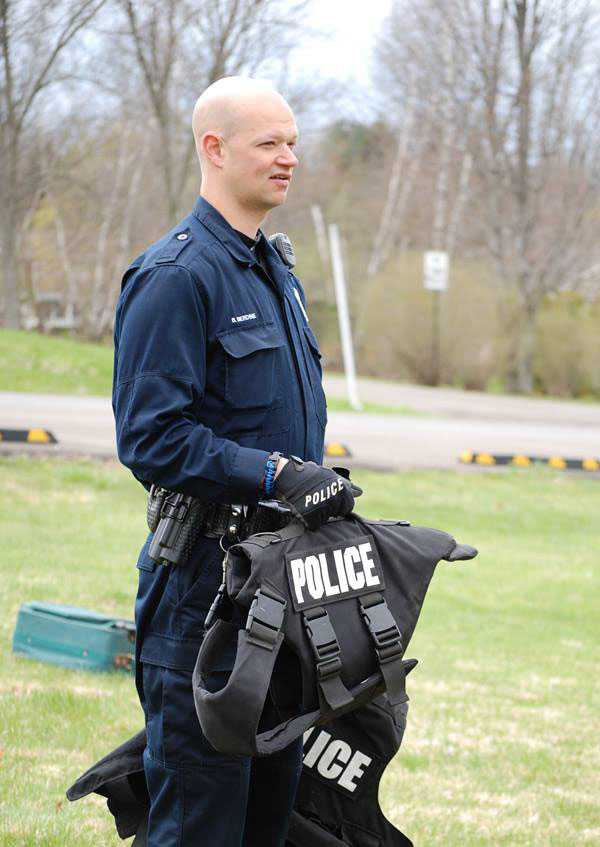 Sergeant Brian Berdine